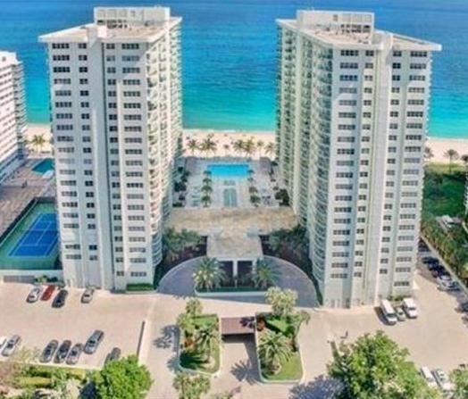 Photo of 3400 Galt Ocean Dr #1108S, Fort Lauderdale, FL 33308 (MLS # F10274948)