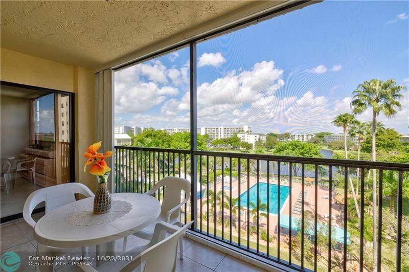 Photo of 2205 S Cypress Bend Dr #604, Pompano Beach, FL 33069 (MLS # F10304948)