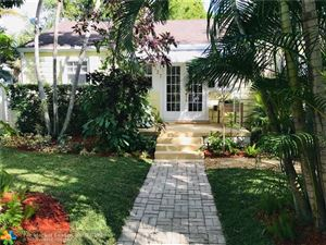 Photo of 727 NE 17th Ave, Fort Lauderdale, FL 33304 (MLS # F10167949)