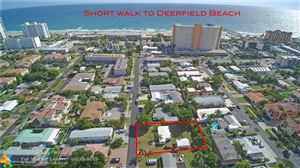 Photo of 1938 NE 5th St, Deerfield Beach, FL 33441 (MLS # F10190949)