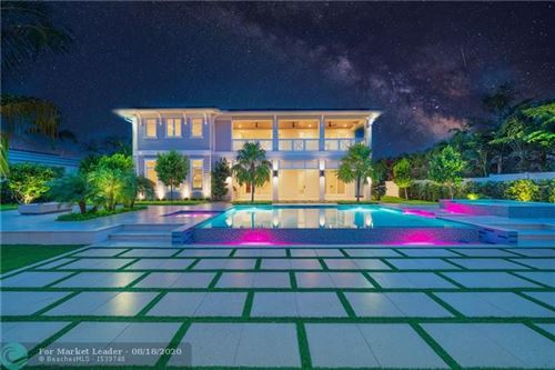 Photo of 297 Tropic Dr, Lauderdale By The Sea, FL 33308 (MLS # F10234949)