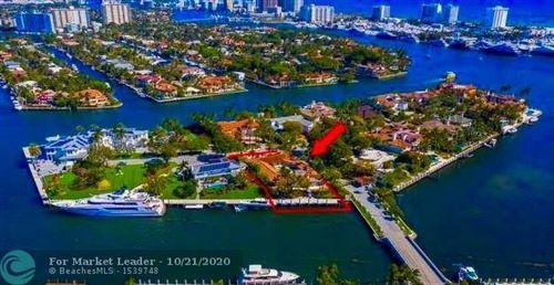 Photo of 1 Harborage, Fort Lauderdale, FL 33316 (MLS # F10254949)
