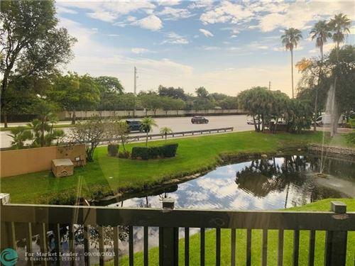 Photo of 8827 W Sunrise Blvd #8827, Plantation, FL 33322 (MLS # F10298949)