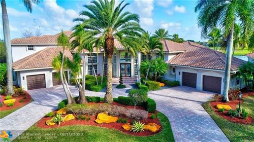 Photo of 6303 NW 120TH DRIVE, Coral Springs, FL 33076 (MLS # F10211950)