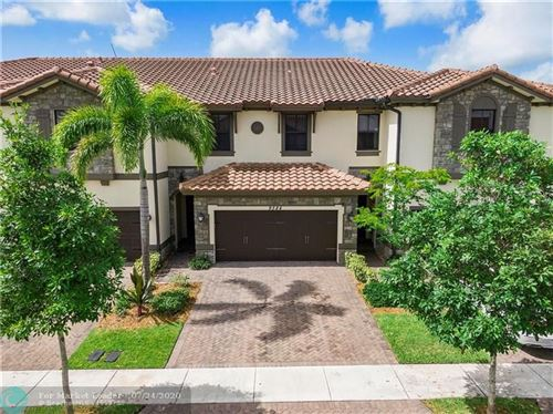 Photo of Listing MLS f10236950 in 9584 S Town Parc Cir #0 Parkland FL 33076