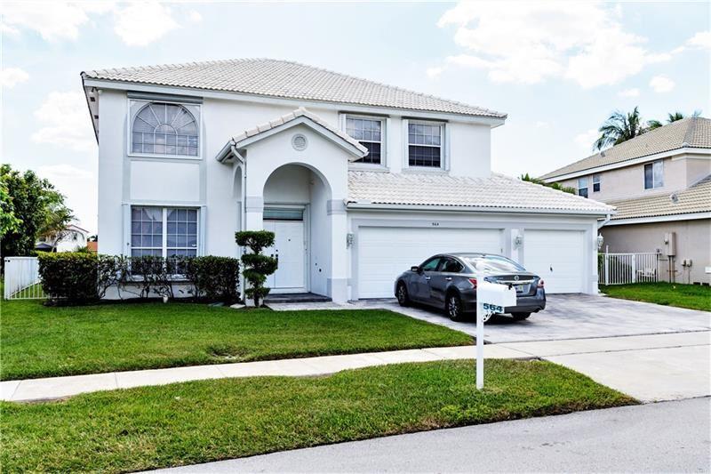 564 SW 180th Ave, Pembroke Pines, FL 33029 - #: F10280950