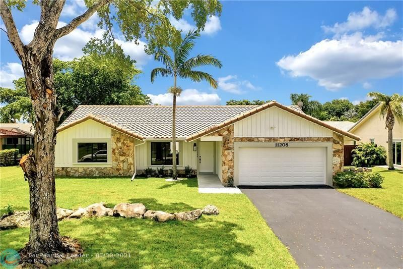11208 NW 21st St, Coral Springs, FL 33071 - #: F10293950
