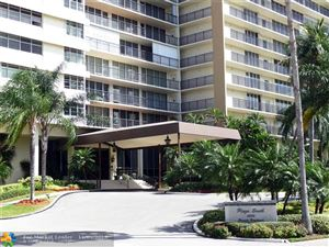 Photo of 4280 Galt Ocean Dr #16D, Fort Lauderdale, FL 33308 (MLS # F10148951)