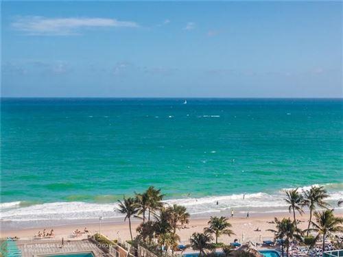 Photo of 4100 Galt Ocean Dr #904, Fort Lauderdale, FL 33308 (MLS # F10231951)
