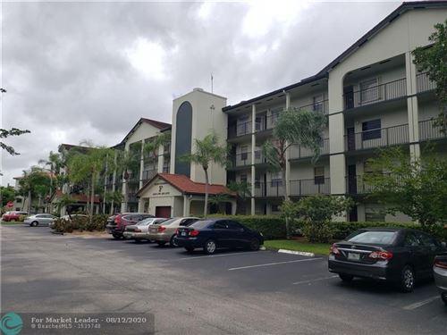 Foto de inmueble con direccion 1300 SW 130th Ave #207 Pembroke Pines FL 33027 con MLS F10241951