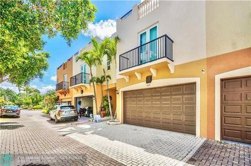 Photo of 607 NE 11th Ave #607, Fort Lauderdale, FL 33304 (MLS # F10258951)