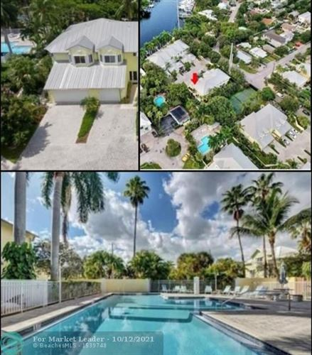 Photo of 607 SW 7th Ave, Fort Lauderdale, FL 33315 (MLS # F10303951)