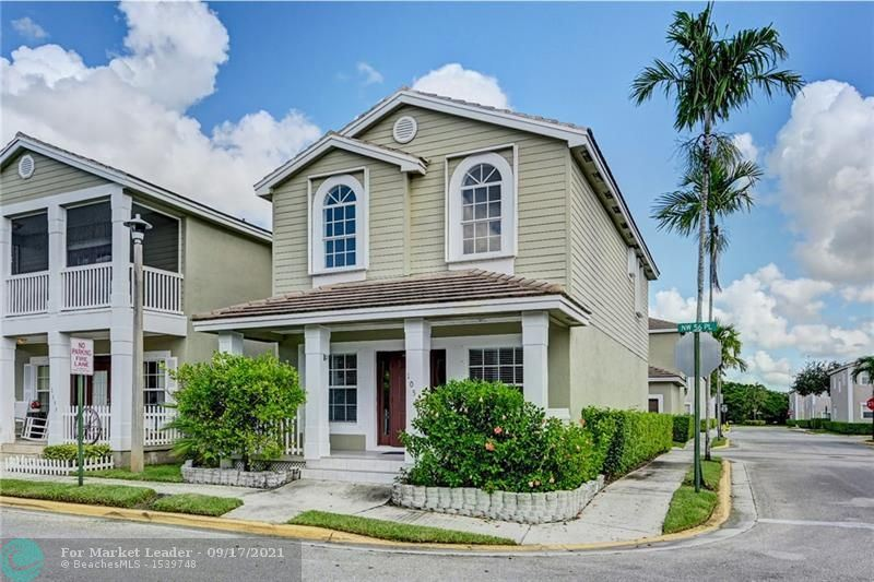 10549 NW 56th Pl #10549, Coral Springs, FL 33076 - #: F10300951