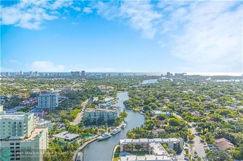 Photo of 411 N New River Dr #3005, Fort Lauderdale, FL 33301 (MLS # F10201952)