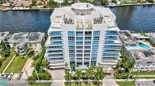 Photo of 715 Bayshore Dr #904, Fort Lauderdale, FL 33304 (MLS # F10300953)