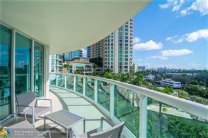 Photo of 347 N New River Dr E #603, Fort Lauderdale, FL 33301 (MLS # F10200954)