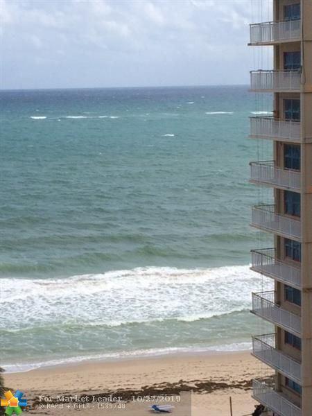 Photo of 3800 Galt Ocean Dr #1011, Fort Lauderdale, FL 33308 (MLS # F10198954)