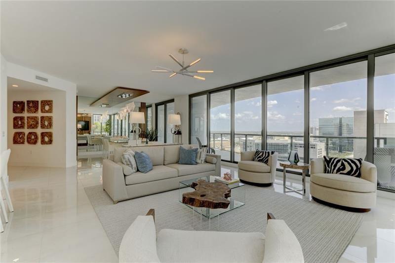 Photo of 100 E Las Olas Blvd #2701, Fort Lauderdale, FL 33301 (MLS # F10274954)