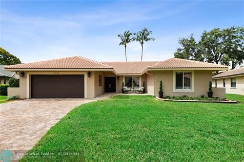 Photo of 8442 NW 47th Dr, Coral Springs, FL 33067 (MLS # F10292955)