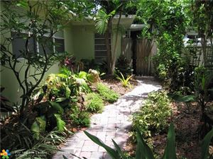 Photo of 1215 SE 2nd St #Rear, Fort Lauderdale, FL 33301 (MLS # F10160956)