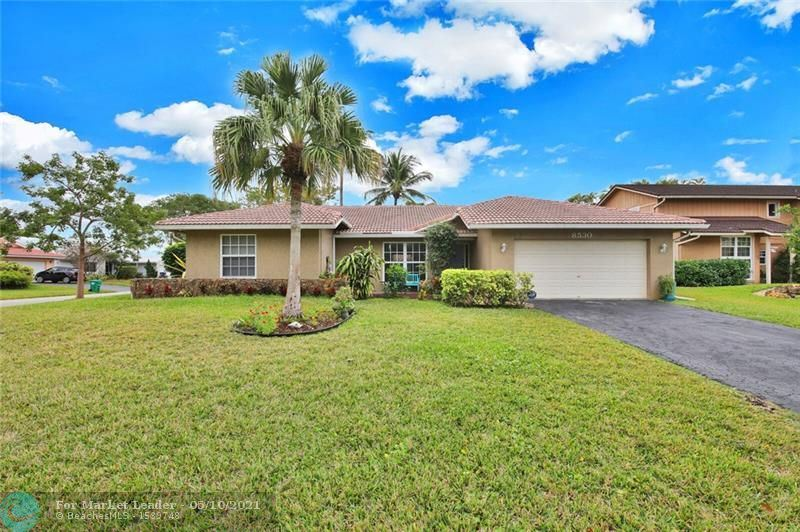Photo of 8530 NW 21st Mnr, Coral Springs, FL 33071 (MLS # F10282956)