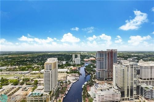 Photo of 333 Las Olas Way #3802, Fort Lauderdale, FL 33301 (MLS # F10187957)