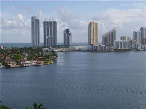 Photo of 3600 Mystic Pointe Dr #1514, Aventura, FL 33180 (MLS # F10274957)