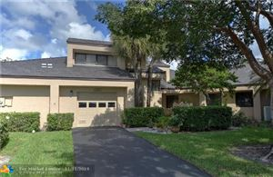Photo of 9383 Chelsea Dr N #9383, Plantation, FL 33324 (MLS # F10202958)