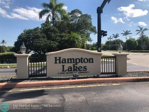 Photo of 162 SW 159th Way, Sunrise, FL 33326 (MLS # F10217958)