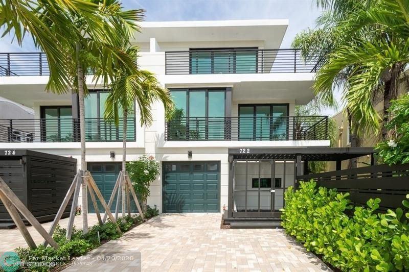 722 NE 15 Ave #1, Fort Lauderdale, FL 33304 - #: F10225958