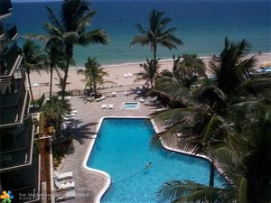 Photo of 3800 Galt Ocean Dr #811, Fort Lauderdale, FL 33308 (MLS # F10198959)