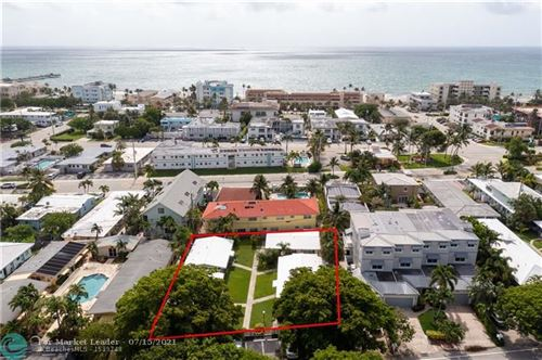 Photo of 4220 Seagrape Dr, Lauderdale By The Sea, FL 33308 (MLS # F10291959)