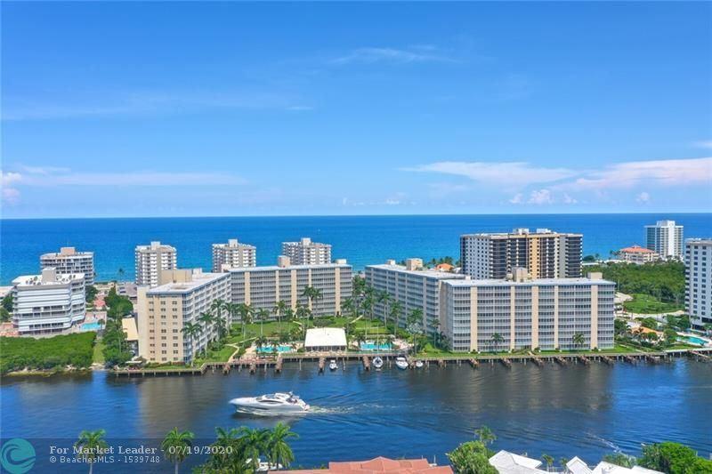 3212 S Ocean Blvd #202-A, Highland Beach, FL 33487 - #: F10237959