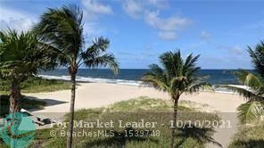 Photo of 1620 S Ocean Blvd #2H, Lauderdale By The Sea, FL 33062 (MLS # F10303959)