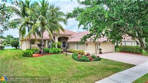 Photo of 6837 NW 110th Way, Parkland, FL 33076 (MLS # F10169960)