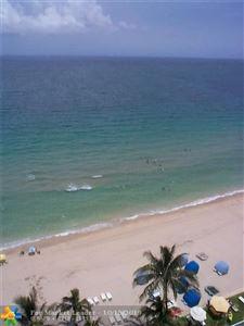 Photo of 3800 Galt Ocean Dr #404, Fort Lauderdale, FL 33308 (MLS # F10198960)
