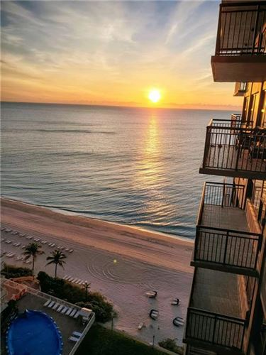Photo of 3800 Galt Ocean Dr #1603, Fort Lauderdale, FL 33308 (MLS # F10272960)