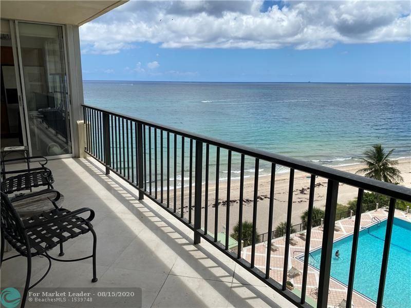 Photo of 4280 Galt Ocean Drive #8-N, Fort Lauderdale, FL 33308 (MLS # F10236961)