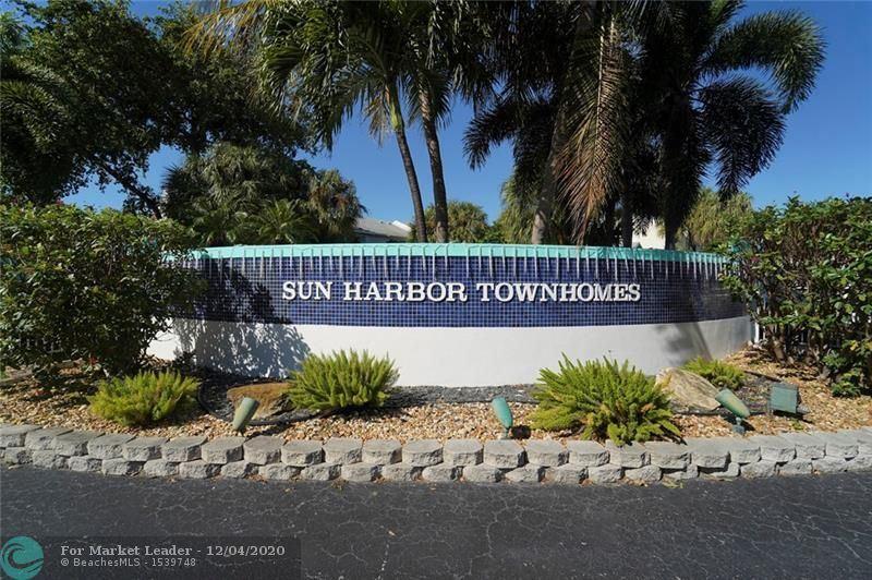 Photo of 2787 NE 15th St #2787, Pompano Beach, FL 33062 (MLS # F10260961)