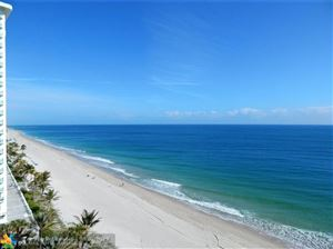 Photo of 3200 N Ocean Blvd #1009/05, Fort Lauderdale, FL 33308 (MLS # F10187962)
