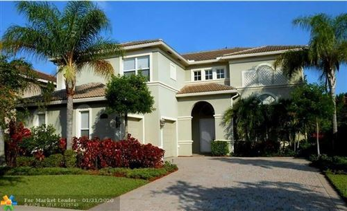 Photo of 9477 Cobblestone Creek Dr, Boynton Beach, FL 33472 (MLS # F10213962)