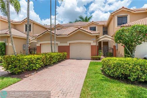 Photo of 4319 Vineyard Cir #4319, Weston, FL 33332 (MLS # F10285962)