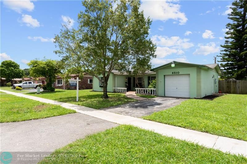 Photo of 6510 Pebble Bch, North Lauderdale, FL 33068 (MLS # F10292963)