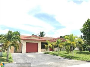 Photo of 6824 NW 33rd Ter, Fort Lauderdale, FL 33309 (MLS # F10145964)