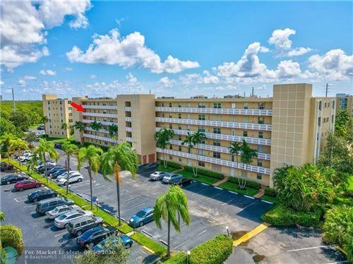 Photo of 401 SE 3rd St #501, Dania Beach, FL 33004 (MLS # F10249964)