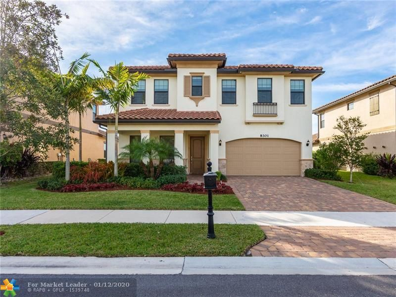 Photo for 8301 NW 112th Ln, Parkland, FL 33076 (MLS # F10205964)