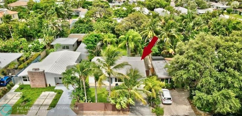 Photo of 1131 NE 16th Ter, Fort Lauderdale, FL 33304 (MLS # F10291964)