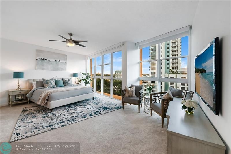 Photo of 111 S 8th Ave #806, Fort Lauderdale, FL 33301 (MLS # F10255965)