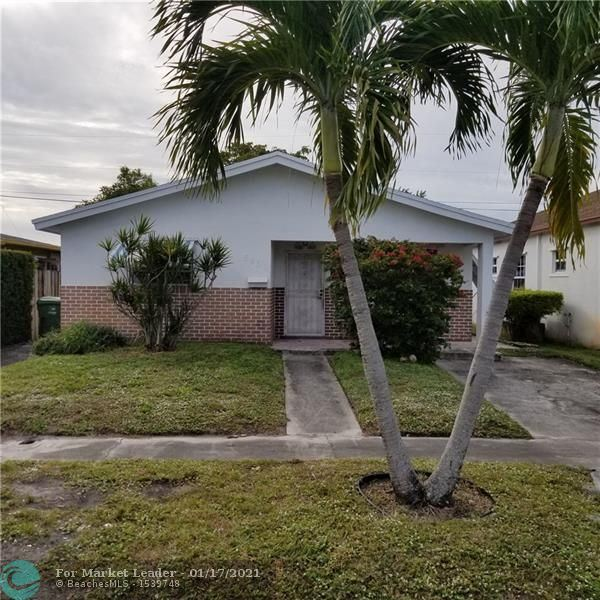 Photo of 653 NW 3rd Ct, Hallandale, FL 33009 (MLS # F10266966)