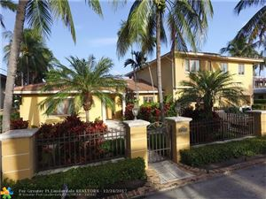 Photo of 703 Royal Plaza Dr, Fort Lauderdale, FL 33301 (MLS # F10099968)